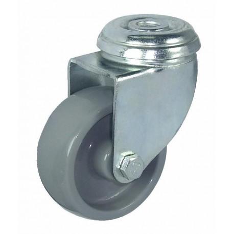 Ruedas semi-industriales carga 40-135 Kg R.7111251 Z PG C.125