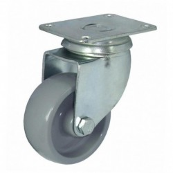 Ruedas semi-industriales carga 40-135 Kg R.7111252 Z PG C.125