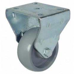 Ruedas semi-industriales carga 40-135 Kg R.7111007 Z PG C.125