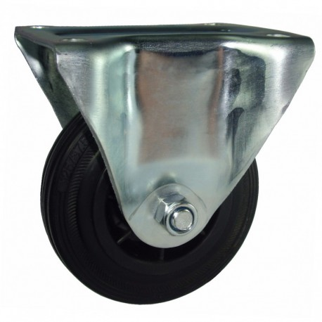 Ruedas industriales carga estándar 125-1200 Kg R.S8231259 Z NYL/GN LI