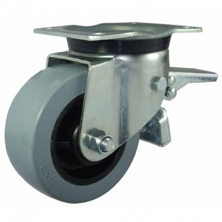 Ruedas industriales carga estándar 125-1200 Kg R.S8231604 Z NYL/GG LI F