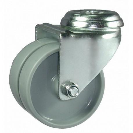 Ruedas semi-industriales carga 40-135 Kg 17450