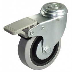 Rueda semi-industrial 15-80 kg 75241