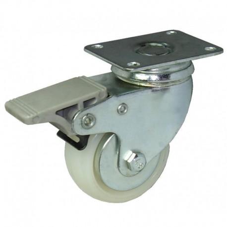 Ruedas semi-industriales carga 40-135 Kg 75255