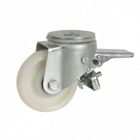 Ruedas industriales carga estándar 125-1200 Kg R.S8001251 Z NYL LI F