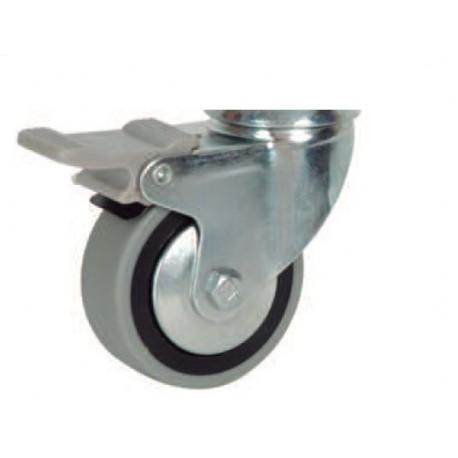 Rueda semi-industrial 15-80 kg 75243