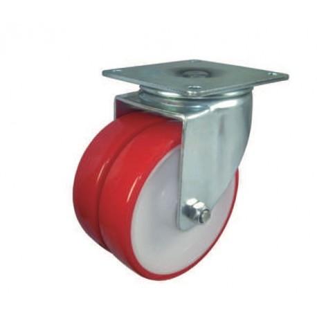 Ruedas industriales carga alta 230-1200 Kg 11043