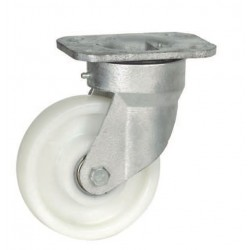 Ruedas industriales soporte extra fuerte 500-7000 Kgs R.ER8001254 PG NYL BO